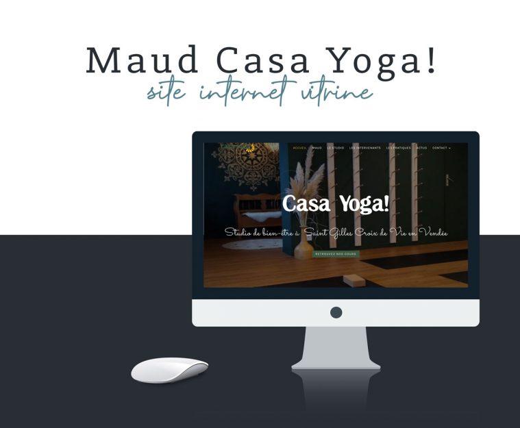 Maud Casa Yoga