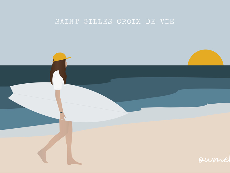 Owmel – Saint Gilles Croix de Vie